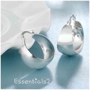Jewelry - 925 Sterling Silver Hoops